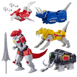 Hasbro Power Rangers Mighty Morphin Megazord Combiner robots toy dinozords complete set bundle