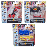 Hasbro Power Rangers Mighty Morphin Megazord Combiner robots toy dinozords complete set bundle box package front
