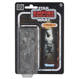 Hasbro Star Wars The Black Series TESB Empire 40th Anniversary Han Solo Carbonite Box Retro Package Front