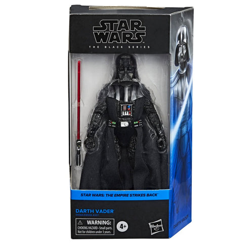 Hasbro Star Wars The Black Series Empire strikes back 01 Darth Vader Box Package Front