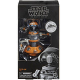 Hasbro Star Wars The black series DJ R-3X droid galaxy's edge outpost target exclusive box package front