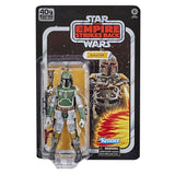 Hasbro Star Wars The Black Series TESB Empire 40th Anniversary Boba Fett movie box package front