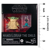 Star Wars The Black Series Mandalorian Child Baby Yoda Toy Box Package Front Height