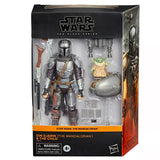 Hasbro Star Wars The Black Series Deluxe Din Djarin and The Child Baby Yoda target exclusive box package front