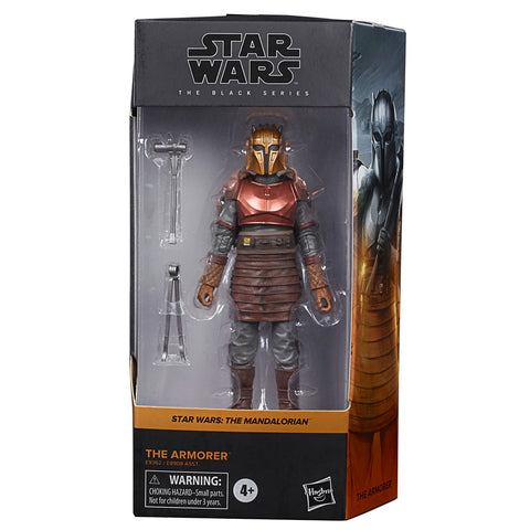 Star Wars The Black Series The Armorer - 6-inch