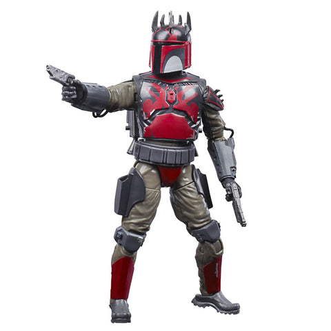 Star Wars The Black Series Mandalorian Super Commando