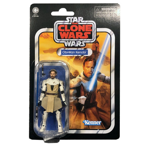 Hasbro Star Wars The Vintage Collection TVC VC103 Obi-Wan Kenobi reissue box package front