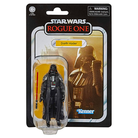 Hasbro Star Wars The Vintage Collection TVC VC178 Darth Vader Rogue One Box package front