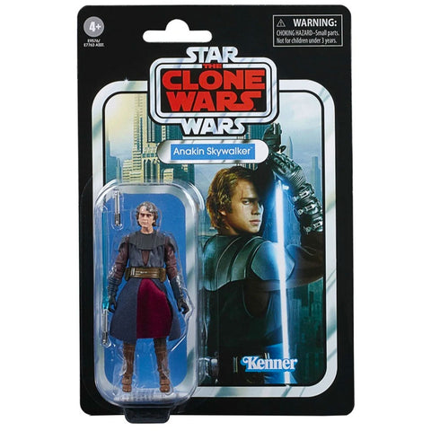 Hasbro Star Wars The Vintage Collection TVC VC92 Anakin Skywalker reissue box package front