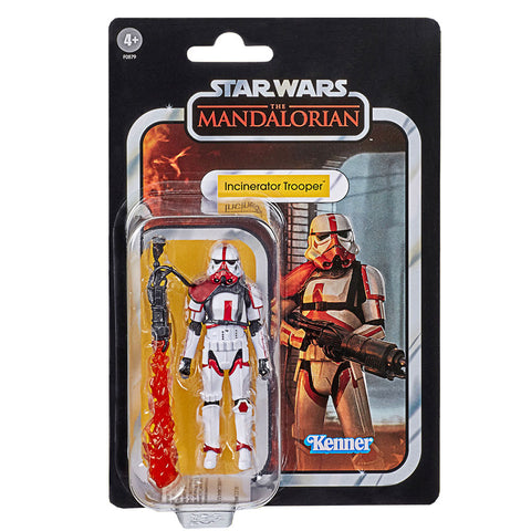 Hasbro Star Wars The Vintage Collection TVC Incinerator Trooper Walmart Exclusive Box Package Front