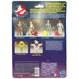 Hasbro The Real Ghostbusters Kenner Reissue Egon Spengler Gulper Ghost multilingual box package back