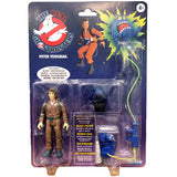 Hasbro The Real Ghostbusters Kenner Reissue Pete Venkman Grabber Ghost box package front multilingual