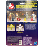 Hasbro The Real Ghostbusters Kenner Reissue Winstom Zeddemore Multilingual box package back