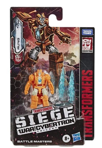 Transformers War For Cybertron WFC-S45 Battlemaster Rung Box Package