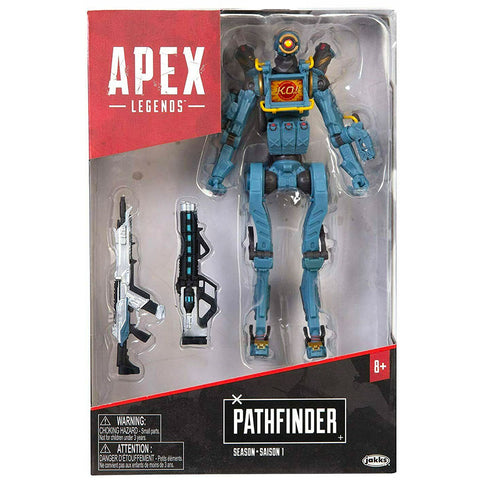 Jakks Pacific Apex Legends Pathfinder box package front