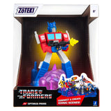 Jazwares Zoteki Transformers Series 1 G1 Optimus Prime box package front