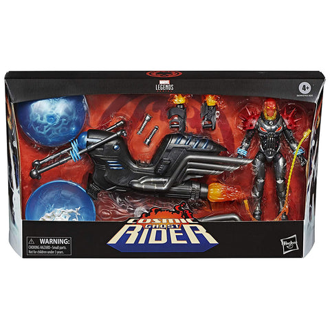 Hasbro Marvel Legends Cosmic Ghost Rider Motorcycle Box Package Front