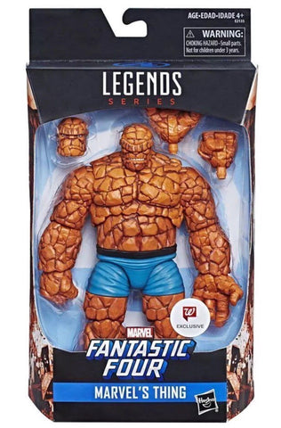 Marvel Legends Series Marvel's Thing 6-inch package