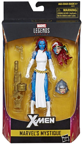 Marvel Legends Series X-men Marvel's Mystique Box Package