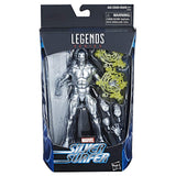 Marvel Legends Series Fantastic Four Silver Surfer 6-inch Walgreens Box Package