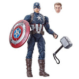 Marvel Legends Worthy Captain America Accessories