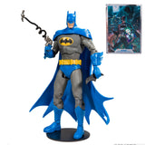 McFarlance Toys DC Multiverse Blue Gray Batman Detective Comics 1000 Action Figure Toy