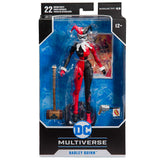 McFarlane Toys DC Multiverse Harley Quinn Animated Classic Box Package Front