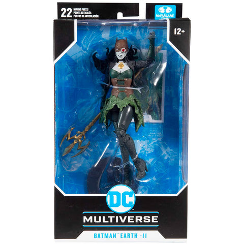 Mcfarlane Toys DC Multiverse Dark Nights: Metal Batman Earth-11 The Drowned box package front