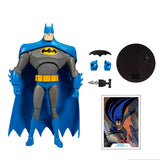 Mcfarlane Toys DC Multiverse Animated Series Batman blue variant action figure accessories toy