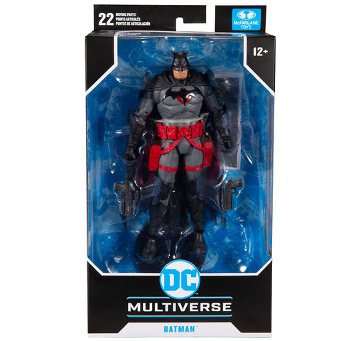 McFarlane Toys DC Multiverse Batman Flashpoint Target Exclusive box package front