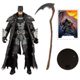 Mcfarlane Toys DC Multiverse Dark Nights Metal Death Batman action figure toy accessories