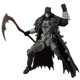 Mcfarlane Toys DC Multiverse Dark Nights Metal Death Batman toy action figure scythe