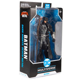 Mcfarlane Toys DC Multiverse Dark Nights Metal Death Batman box package Front angle