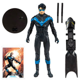 Mcfarlane Toys DC Multiverse Nightwing Better Than Batman action figure toy accessories