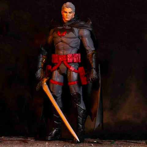 McFarlane Toys DC Multiverse Thomas Wayne Flashpoint Batman Action figure toy reveal photo