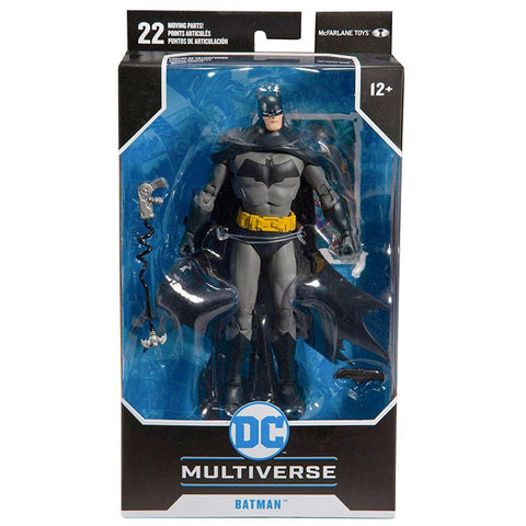 Modern Batman DC Multiverse McFarlane Toys Box Package Front