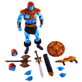 Mondo Masters of the Universe MOTU Faker exclusive accessories