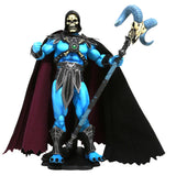 Mondo MOTU masters of the universe Skeletor Hot topic exclusive glow in the dark action figure toy front