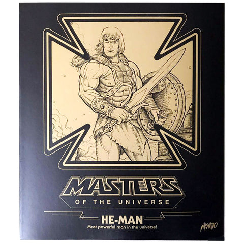 Mondo Masters of The Universe He-man (Regular) - 12-inch