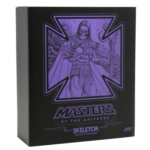 Mondo Masters of The Universe Skeletor (Regular) - 12-inch