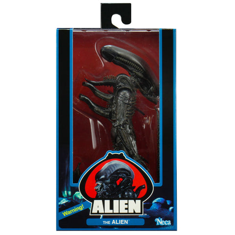 NECA Alien 40th Anniversary The Alien xenomorph box package front