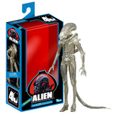 NECA Alien 40th Anniversary The Alien Prototype Suit Box Package mock up