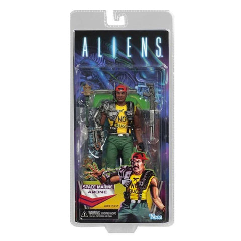 NECA Aliens Series 13 Space Marine Apone
