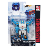 Transformers Titans Return Deluxe Topspin mint in package
