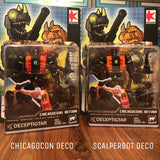 PFCON2020 Deluxe Deceptigtar Exclusive Different Decos box package variants