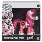 Power Rangers My Little Pony Mighty Morphin Pink crossover box package front