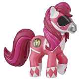 Power Rangers My Little Pony Mighty Morphin Pink crossover action figure horse toy