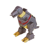 Prexio Transformers G1 Generation 1 Grimlock Mini Figurine Toy