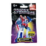 Prexio Transformers G1 Generation 1 Starscream Mini Figurine Bag Package Dollar Tree