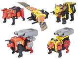 Transformers Power of the Primes Titan Class Predaking Predacons Robot